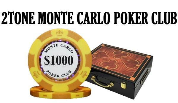 2TONE MONTE CARLO POKER CLUB