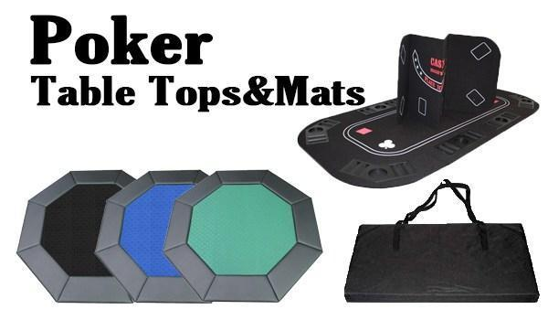 Poker Table Tops&Mats