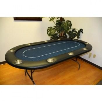 10 Player 84 Poker Tables Midnight Blue_15