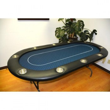 10 Player 84 Poker Tables Midnight Blue_1