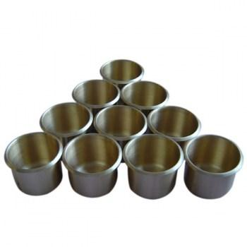 10PCS BRASS POKER TABLE CUP HOLDER REGULAR SIZE_1