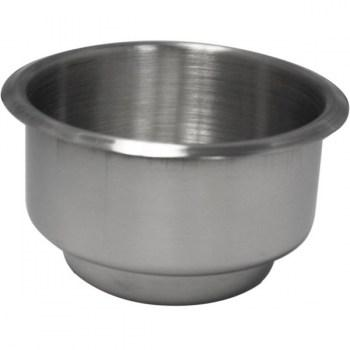 10PCS STAINLESS STEEL POKER TABLE CUP HOLDER DUAL SIZE_2
