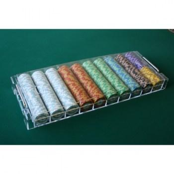500ct ACRYLIC POKER CHIP CARRIER-1