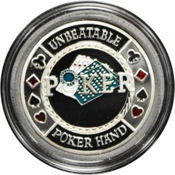Poker Card Guard Unbeatable Hand7