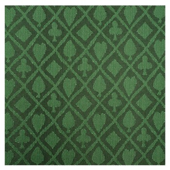Suited Speed Poker Table Cloth Waterproof (Emerald Green)6
