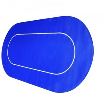Texas Holdem Rubber Backed Layout__blue-2